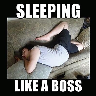 Спи, почивай like a Boss-Как да ускорим Метаболизма си