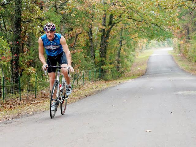 Карането на колело подобрява издръжливостта